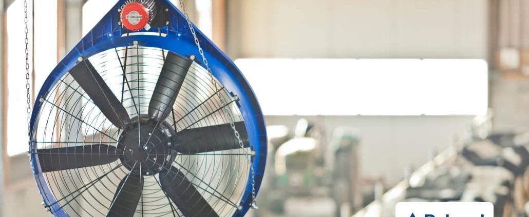 Ventilatoren Belüftung