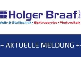 Holger Braaf aktuell