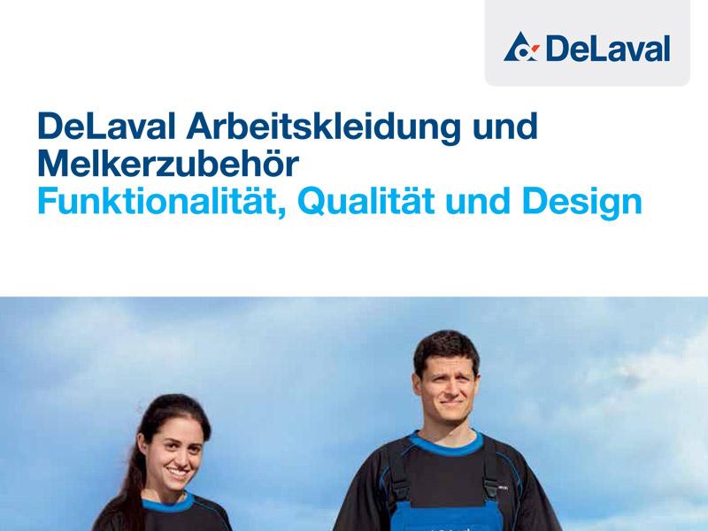 DeLaval-Arbeitskleidung