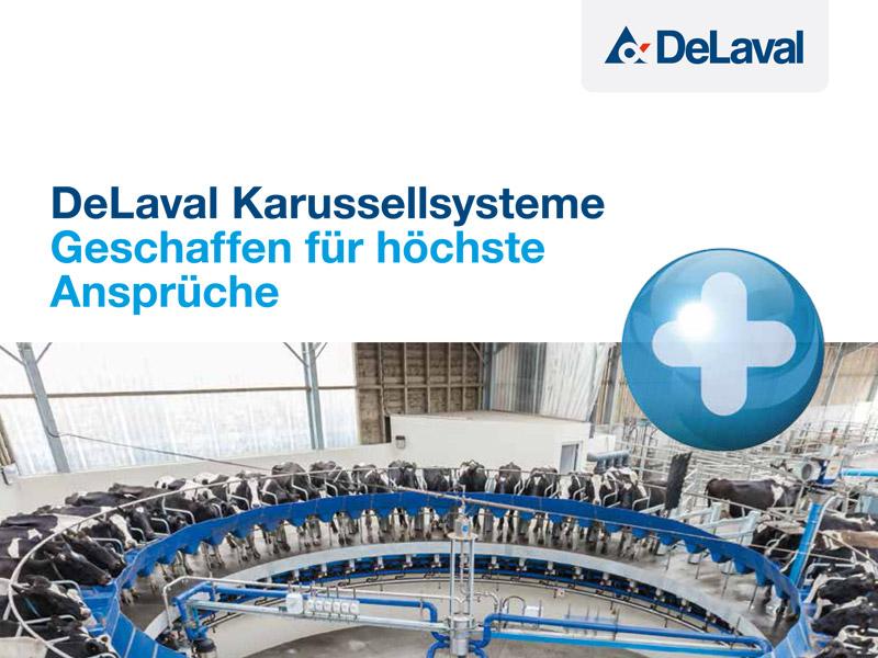 DeLaval-Karussellsysteme