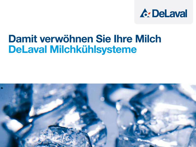DeLaval-Milchkuehlsysteme